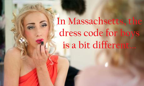 Massachusetts Gender Rules Public Schools